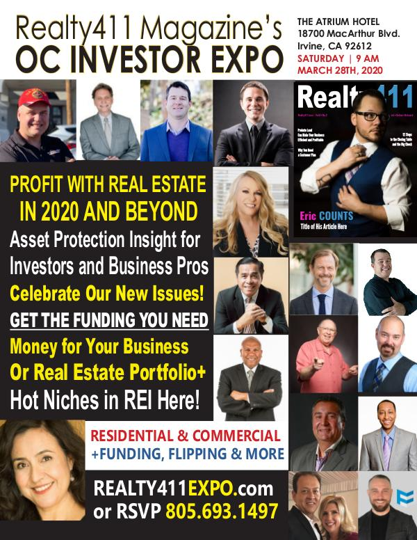 Orange County Real Estate Investor Expo