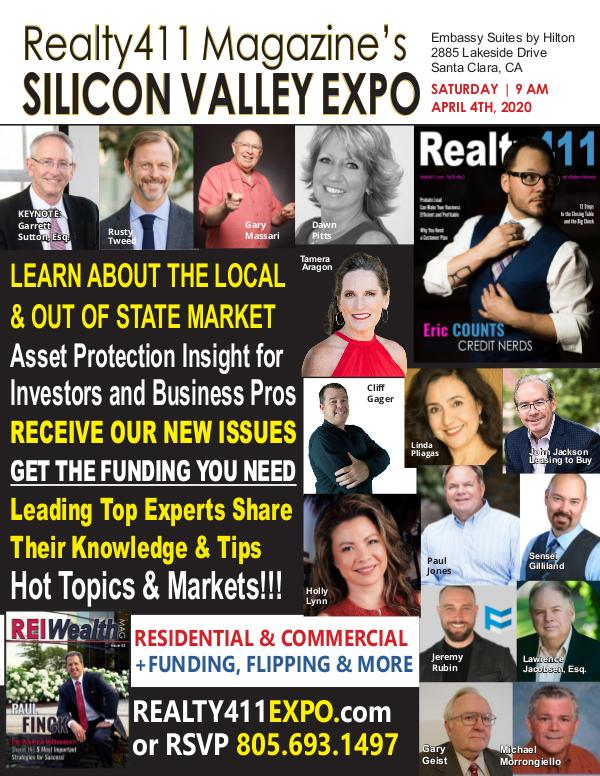 Silicon Valley Real Estate Investor Expo