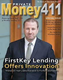 Private Money411 Featuring Randy Reiff, CEO of FirstKey Lending
