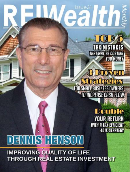 REI WEALTH MONTHLY Issue 31