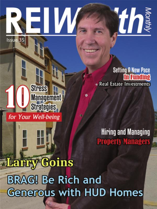 REI WEALTH MONTHLY Issue 35