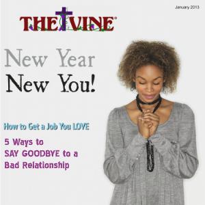 The Vine Magazine January 2013