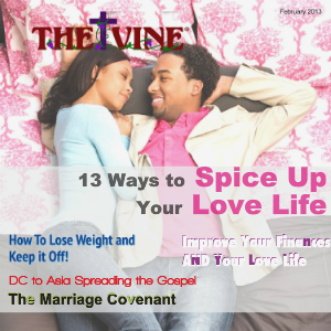 The Vine Magazine February 2013