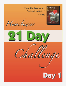 21 Day Challenge Day 1