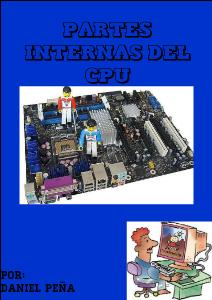 PARTES INTERNAS DE UN CPU 1