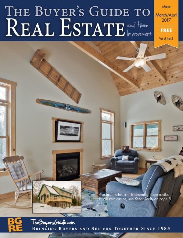 Maine Buyer's Guides March/April 2017 - Maine