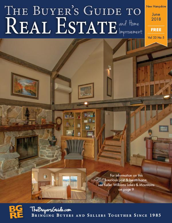 New Hampshire Buyer's Guide June 2018 - New Hampshire