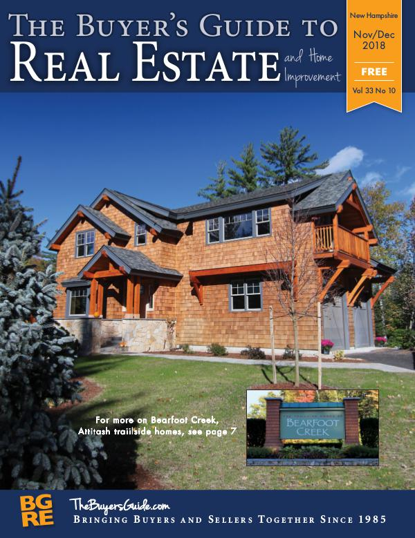 New Hampshire Buyer's Guide Nov/Dec 2018