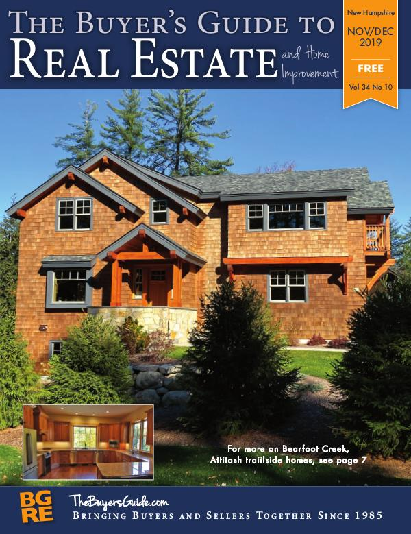 New Hampshire Buyer's Guide Nov/Dec 2019