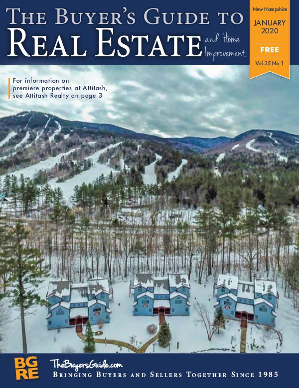 New Hampshire Buyer's Guide JANUARY 2020