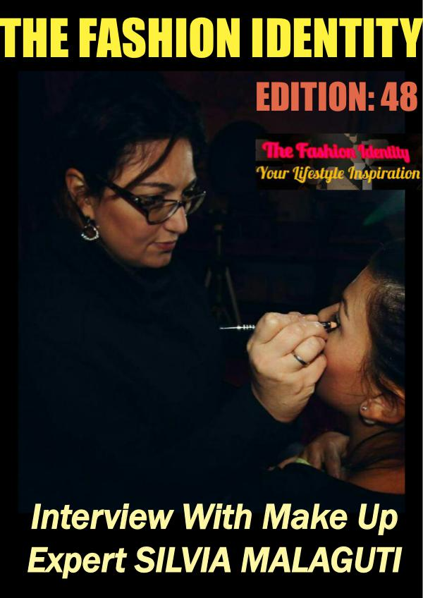 THE FASHION IDENTITY Edition 48