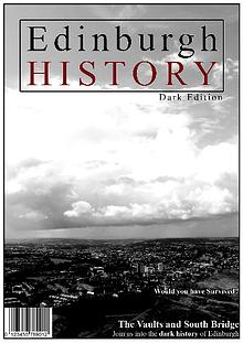 EDINBURGH HISTORY: Dark Edition