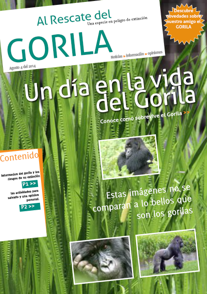 Rescate Animal Global - Vol.01 - Ago 2014