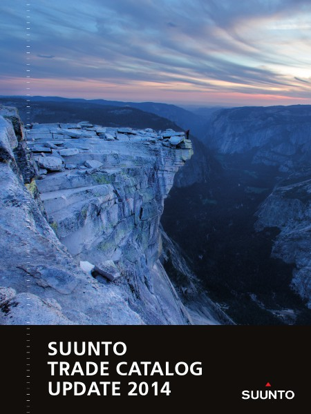 2014 Update Suunto Catalogue HR.pdf Suunto Catalogue 2014