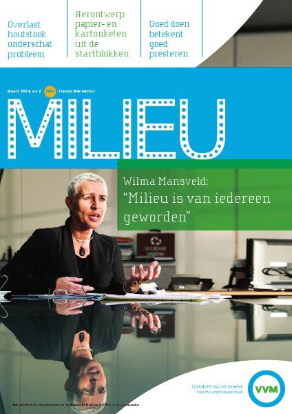 Milieu 2014 2014 - 2
