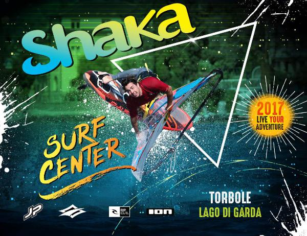 Shaka Surf Center - Brochure 2017 Shaka Surf Center 2017