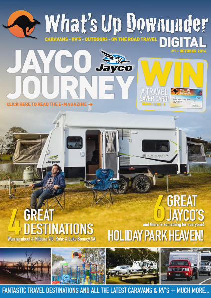 2015 Jayco Issue No. 1