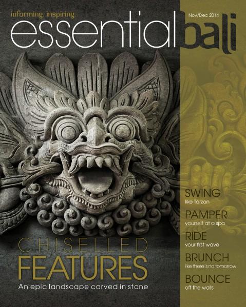 Essential Bali Issue 2 Nov/Dec 2014