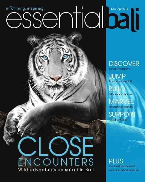 Essential Bali Issue 4 Mar/Apr 2015