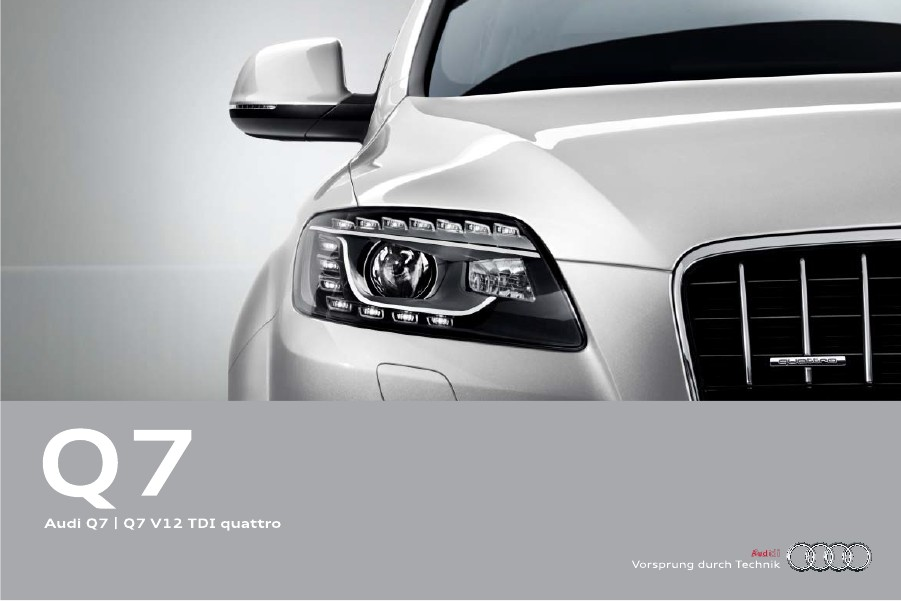 Audi Q7 Catalogue.pdf Aug.06.14