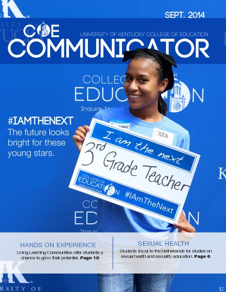 COE Communicator Volume 1