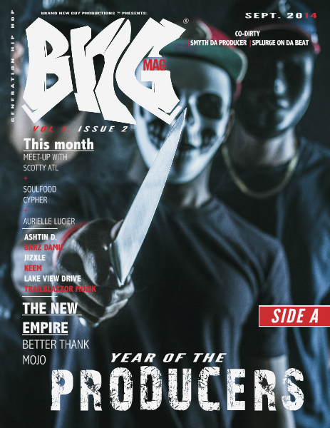BNG MAG® September 2014 (Vol.-1/Issue-2) Side-A