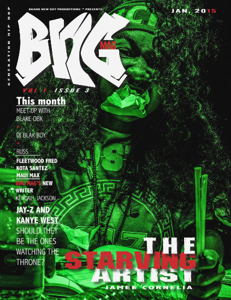 BNG MAG® December/January 2015 (Vol.-1/Issue-3