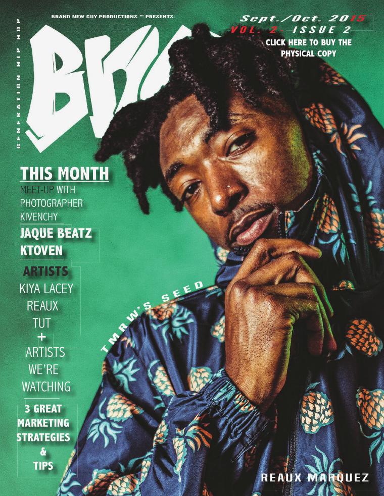 BNG MAG® September/October 2015 (Vol.2/issue - 2)
