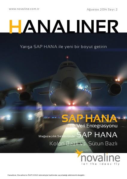 Hanaliner Ağustos 2014 - Sayı 02 Sayı 02