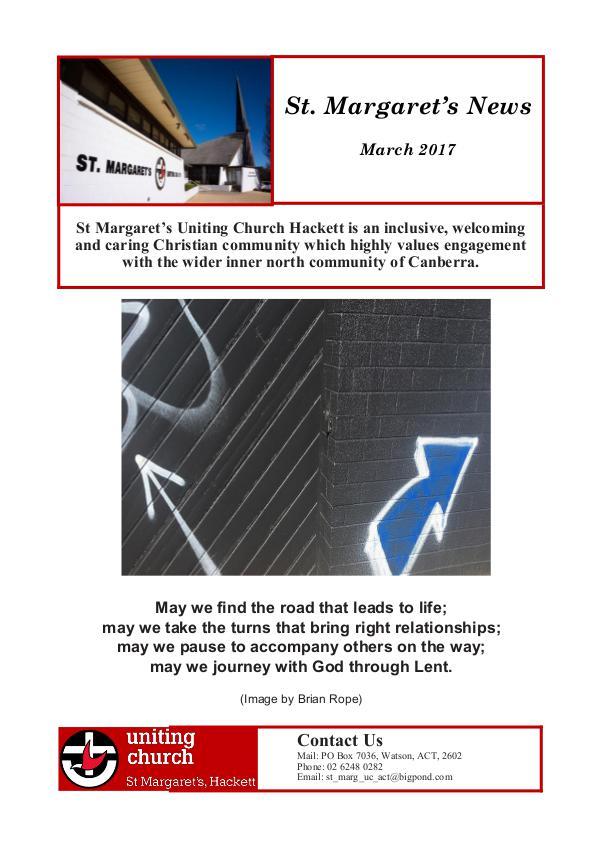 St Margaret's News March 2017