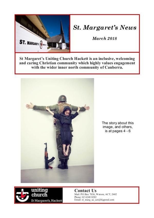 St.Marg's News 2018.03 colour