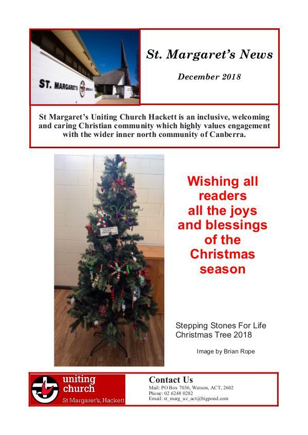St Margaret's News December 2018