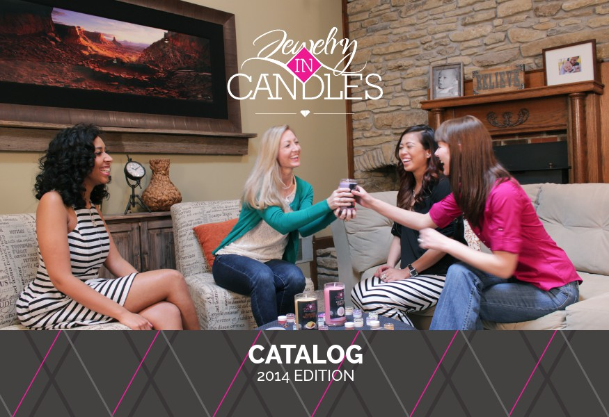 Jewelry In Candles 2014 Catalog Aug. 2014