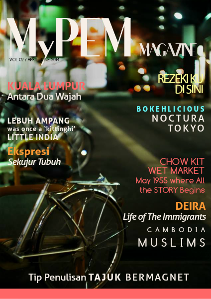 MyPEM Magazine – Vol. 2 MyPEM Magazine - Vol. 2