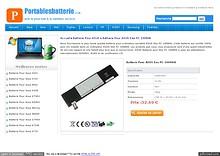Batterie Pour ASUS Eee PC 1008HA