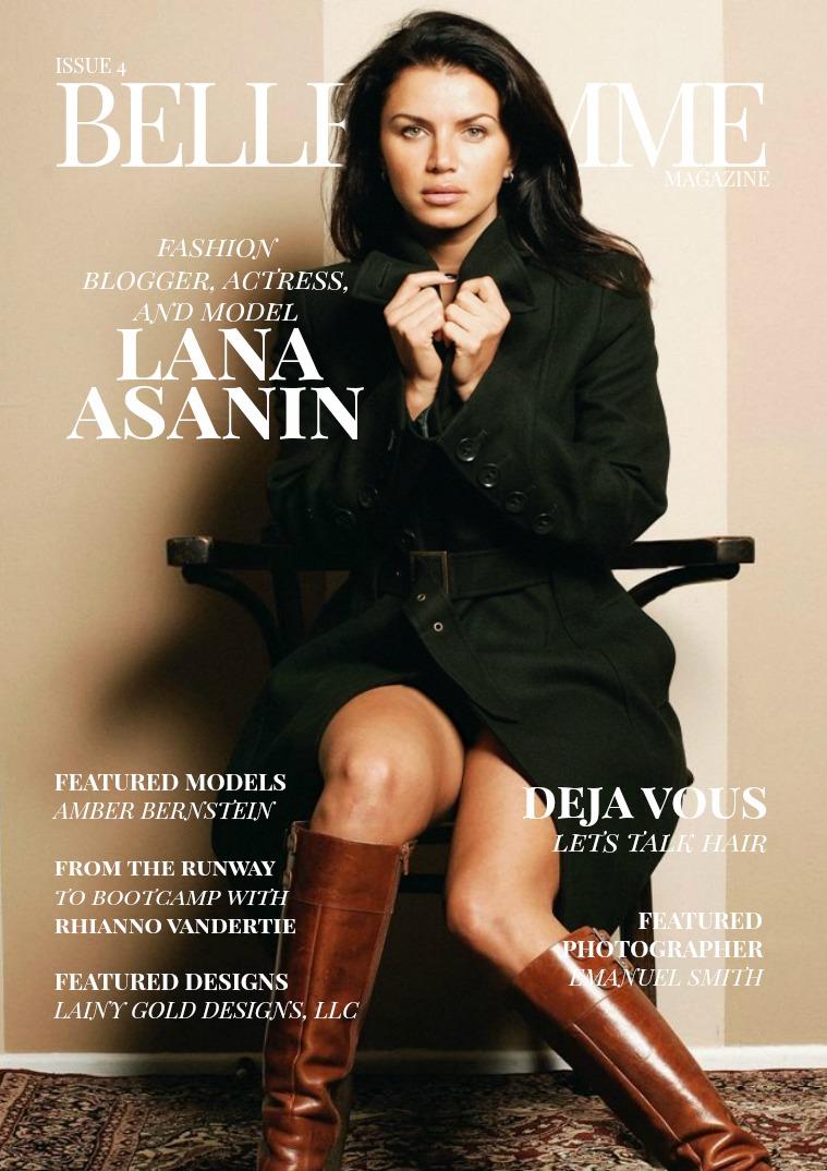 Belle Femme Issue 4 - Spring 2017
