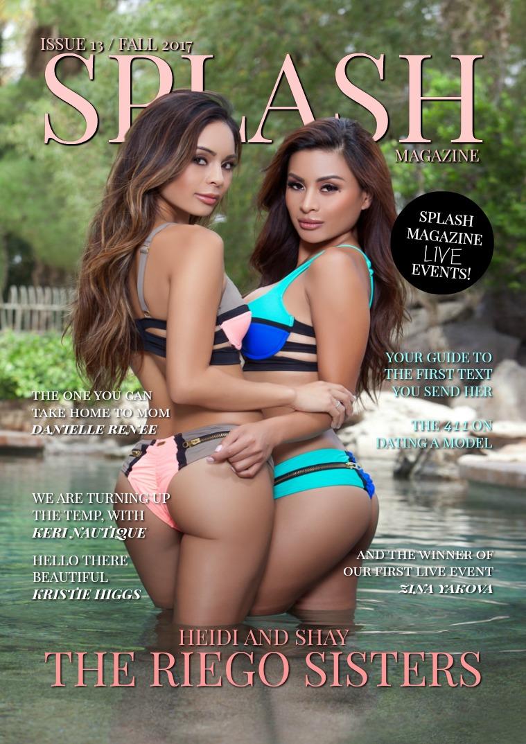 A Splash Of Hotness Fall 2017