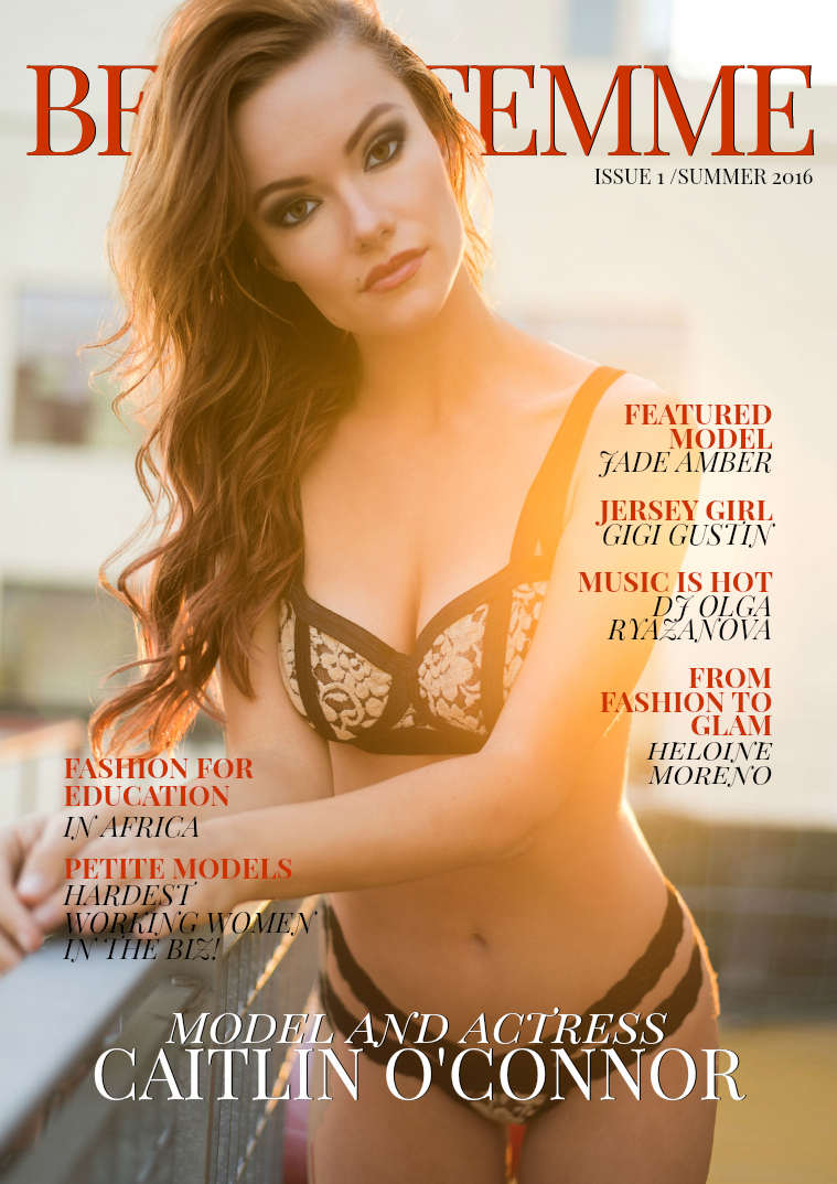 Belle Femme Issue 1
