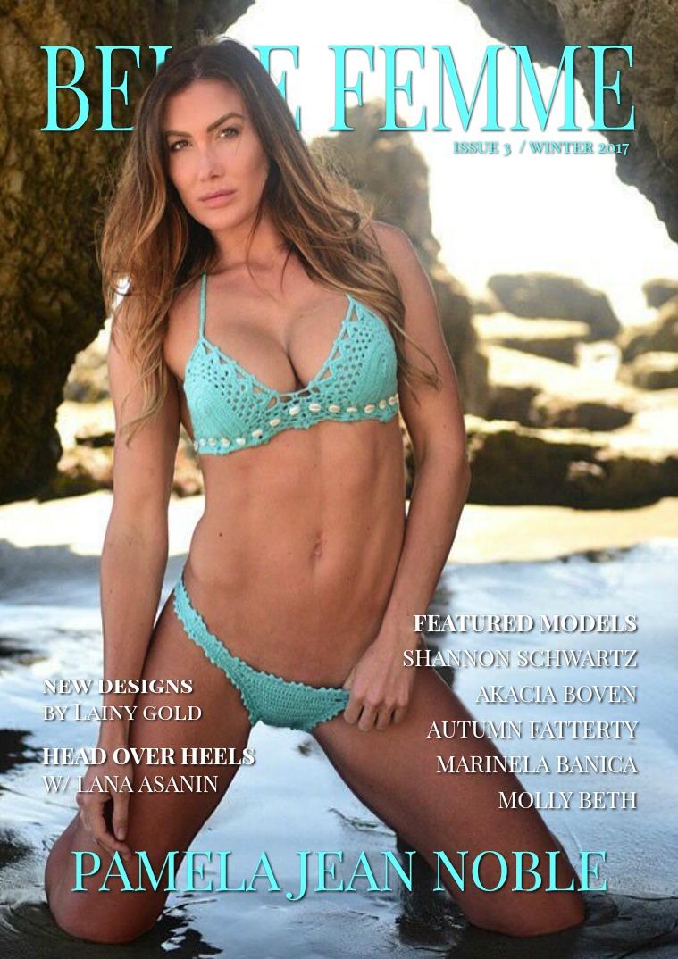 Belle Femme Issue 3 - Winter 2017
