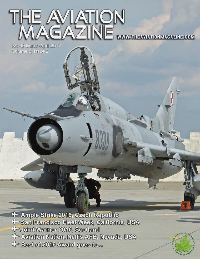 The Aviation Magazine No 49 March-April 2017