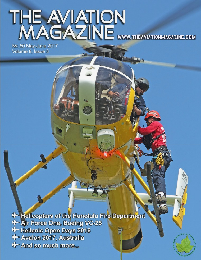 The Aviation Magazine No 50 May-June 2017
