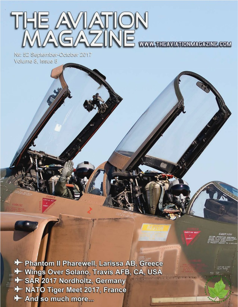 The Aviation Magazine No 52 September-October 2017