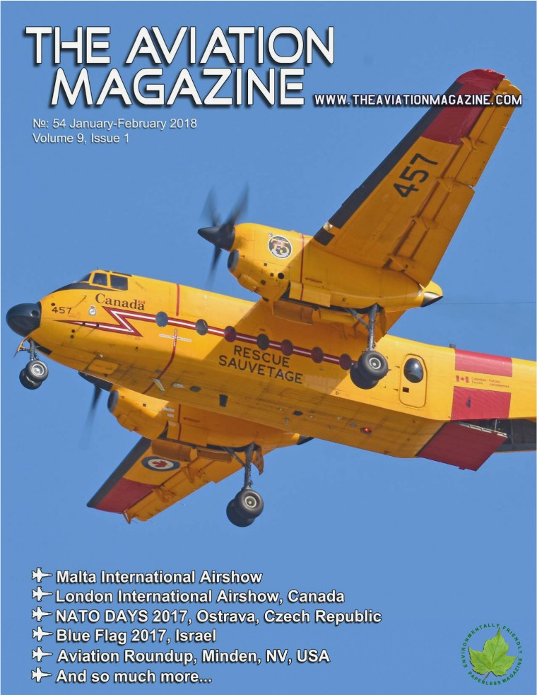 The Aviation Magazine No. 54 January-February 2018