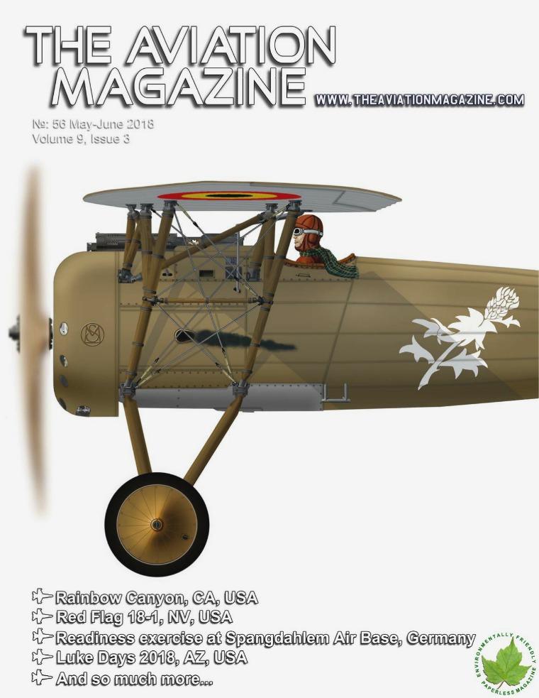 No.56 May June 2018 Edition