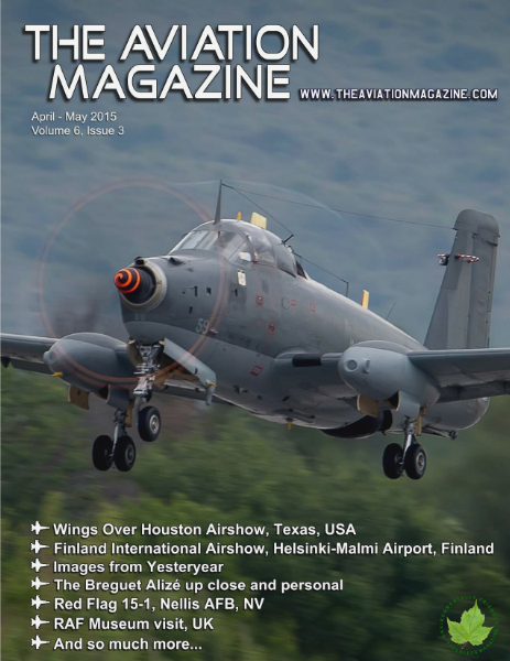 The Aviation Magazine Volume 6, Issue 3, April-May 2015