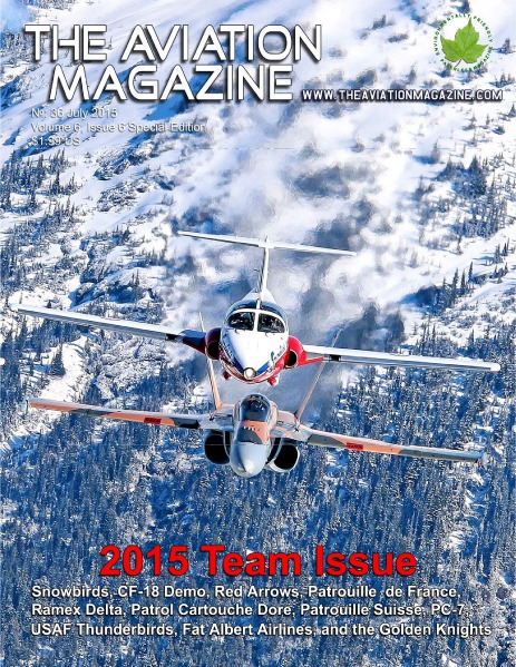The Aviation Magazine Special Editions No 36 July 2015