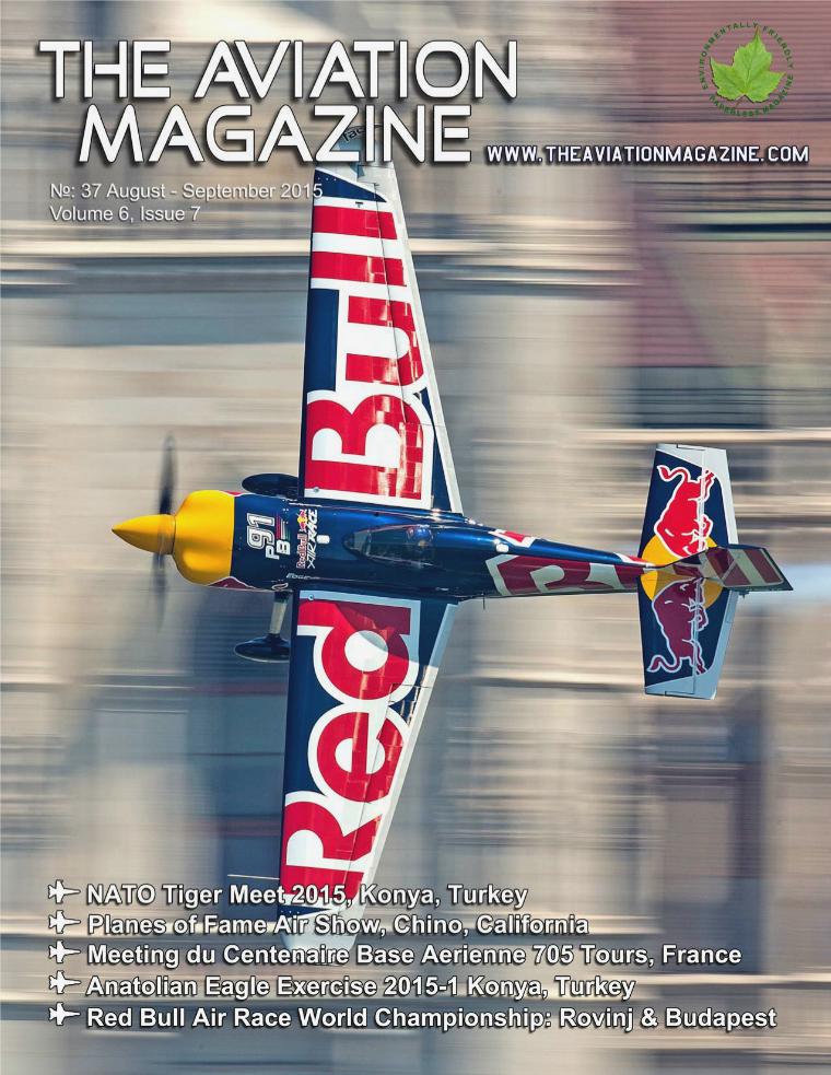 The Aviation Magazine Volume 6, Issue 7, August-September