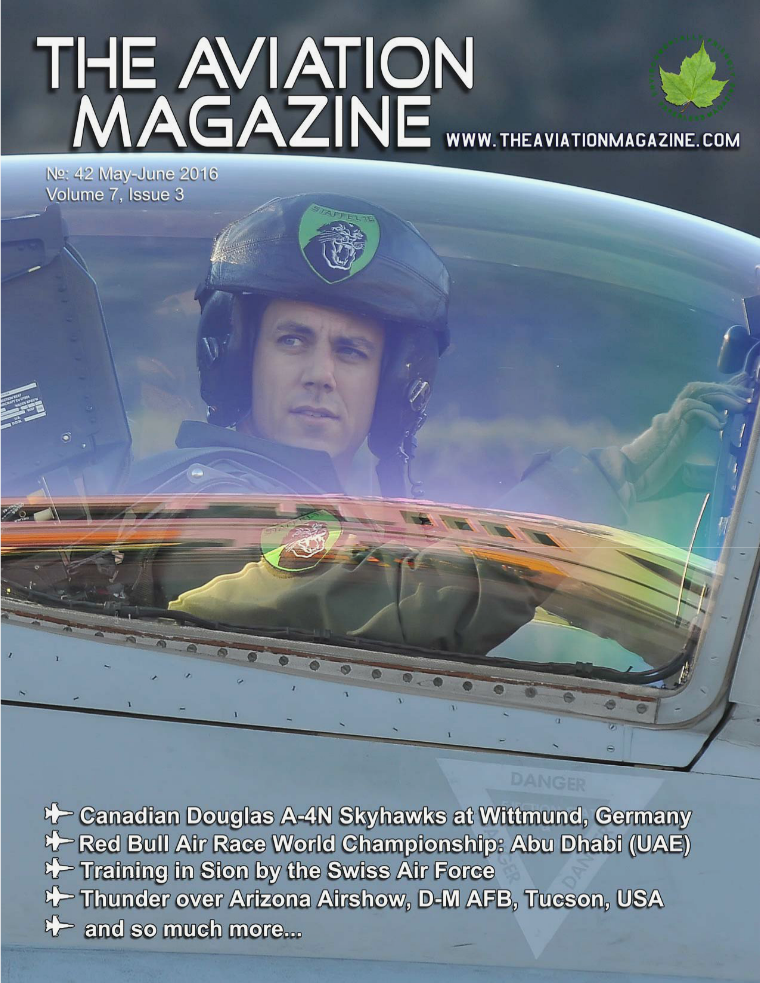 The Aviation Magazine Volume 7 issue 3 #42 May-June 2016