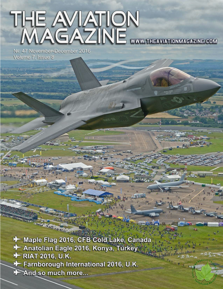 The Aviation Magazine No 47 November-December 2016