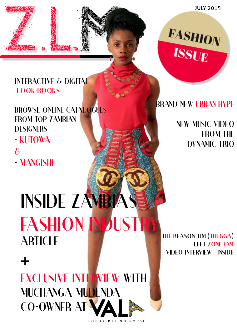 ZAMORA LIFESTYLE MAGAZINE July 2015